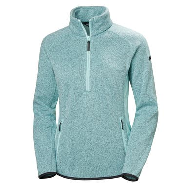 W VARDE FLEECE 1/2 ZIP