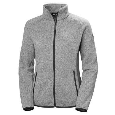 W VARDE FLEECE JACKET