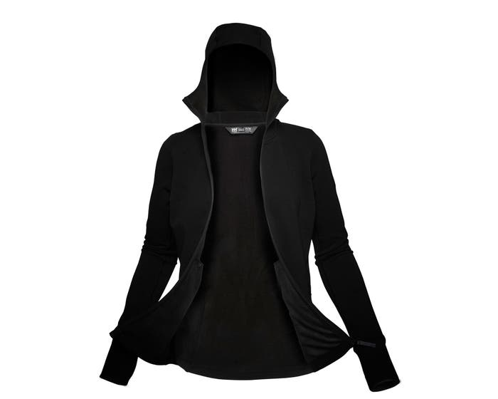 W POWER STRETCH PRO GLACIER HOODED JACKET
