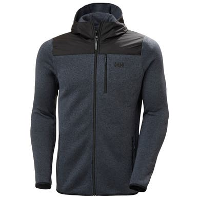 VARDE HOODED FLEECE JACKET