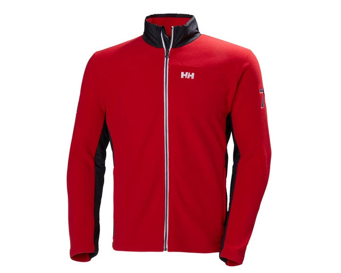 COASTAL FLEECE JACKET
