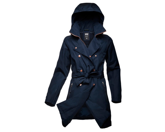W WELSEY II TRENCH