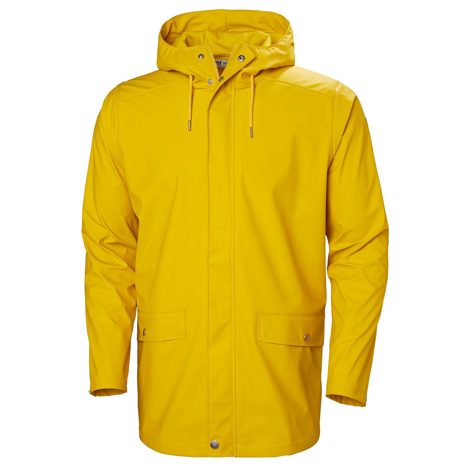 Helly Hansen Urban Rain Jacket Abrigo Impermeable Hombre