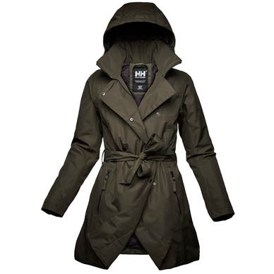 W WELSEY II TRENCH INSULATED