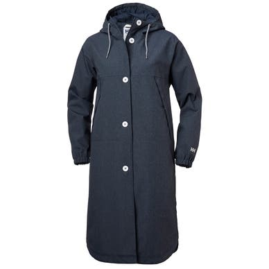 W JPN LONG RAINCOAT