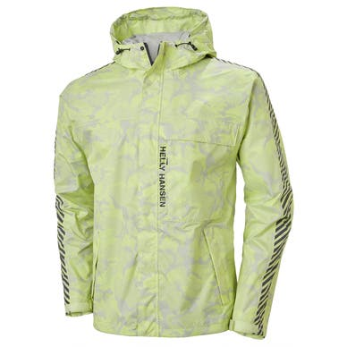 VECTOR PACKABLE RAIN JACKET