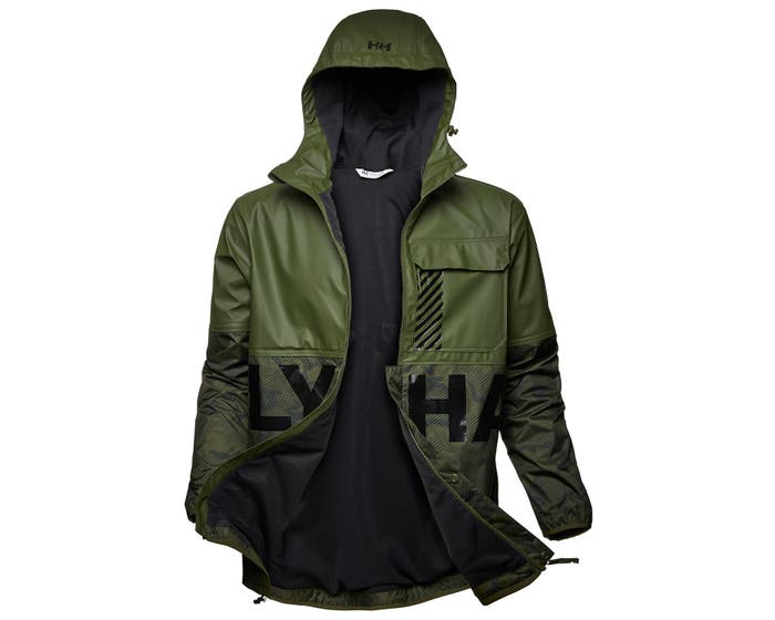 ACTIVE HYBRID PU JACKET