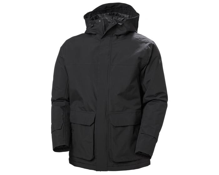 UTILITY INSULATED RAIN JACKET
