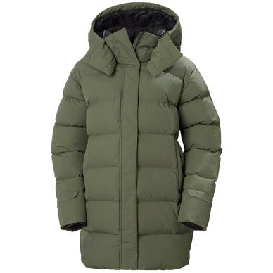 W ASPIRE PUFFY PARKA