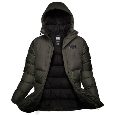 ACTIVE PUFFY LONG JACKET