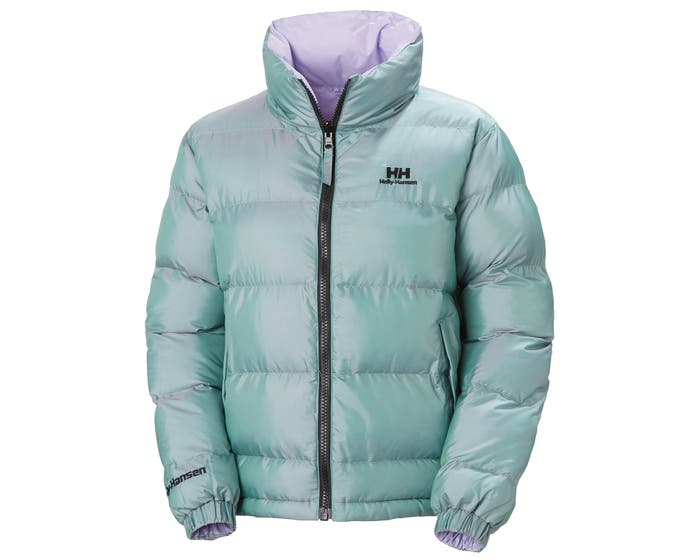 W YU  REVERSIBLE PUFFER JACKET