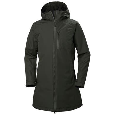 W LONG BELFAST WINTER JACKET