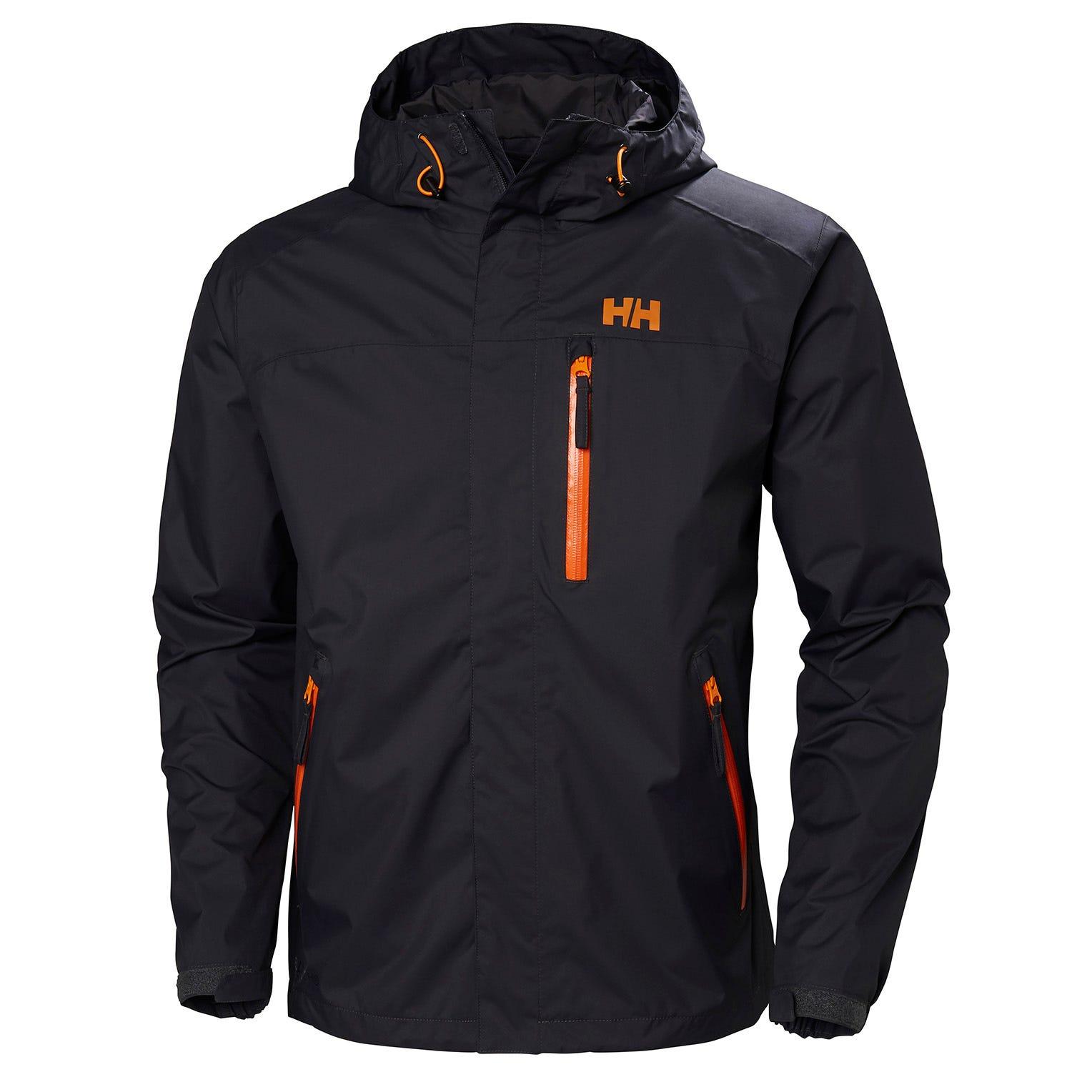 8d2b101b11a Vancouver Jacket | Mens Shell Outdoor Rain Jacket | HH US
