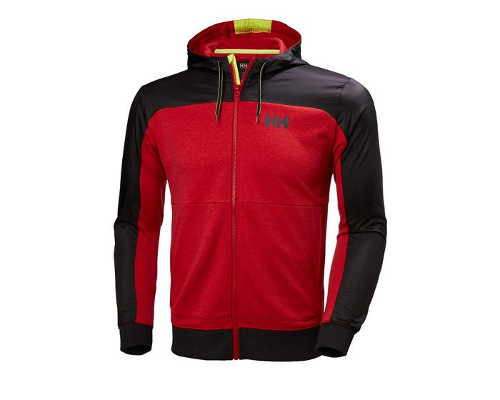 RAIDO HOODED JACKET