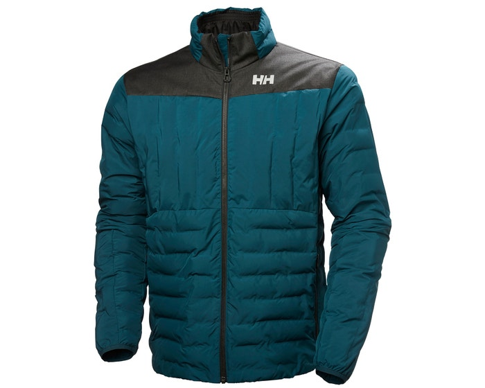 RANVER QUILTED JACKET