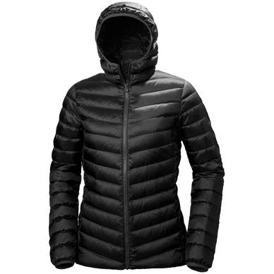 W VERGLAS HOODED DOWN INSULATOR