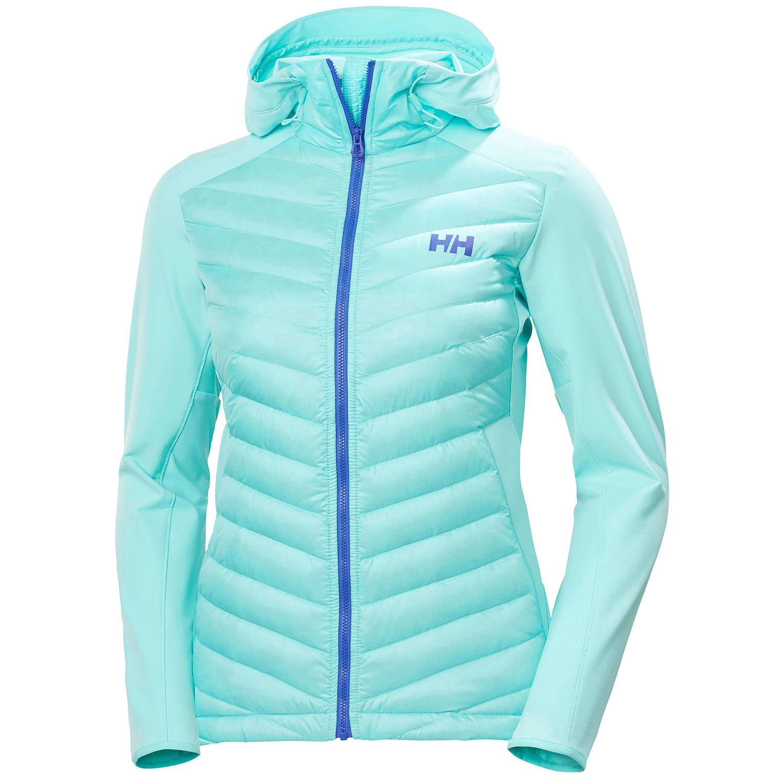 Helly-Hansen Womens Verglas LigHelly Tech Hoodie Sweat Shirt