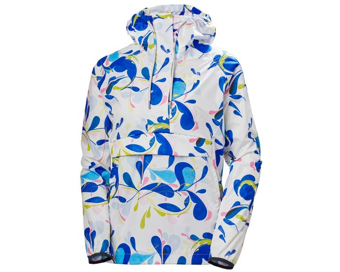 W LOKE PACKABLE ANORAK