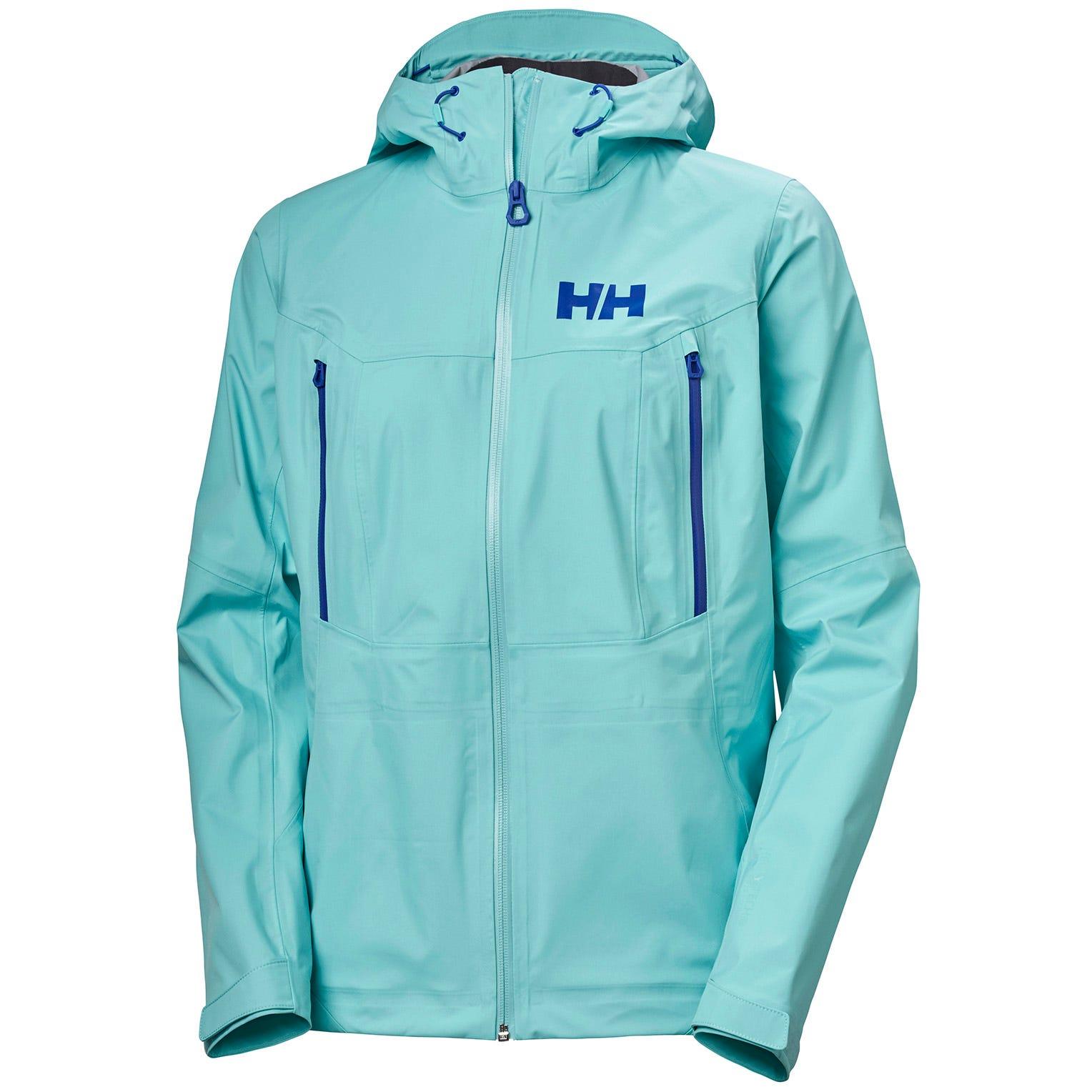 Helly Hansen Mens Roam 2.5 Layer Waterproof Jacket