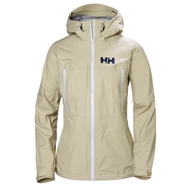 W VERGLAS 3L SHELL JACKET