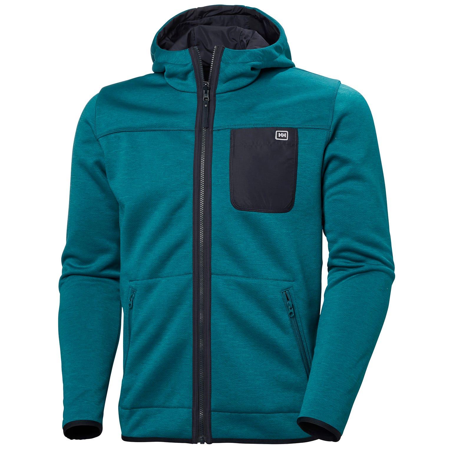 Helly-Hansen K Reversible Pile Jacket Chaqueta Reversible Unisex ni/ños