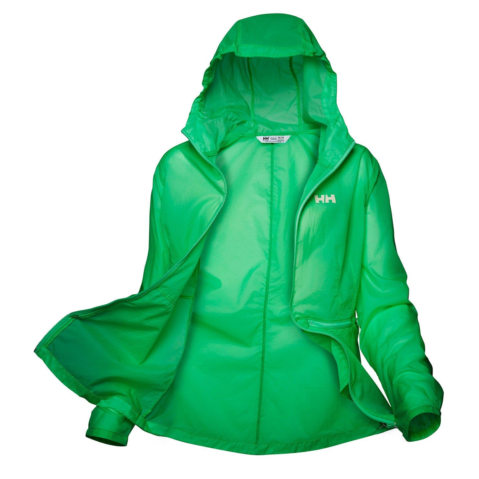Helly-Hansen Vana Lightweight Windbreaker Jacket with Hood