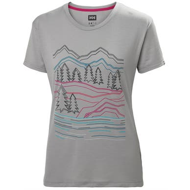 W SKOG GRAPHIC TSHIRT