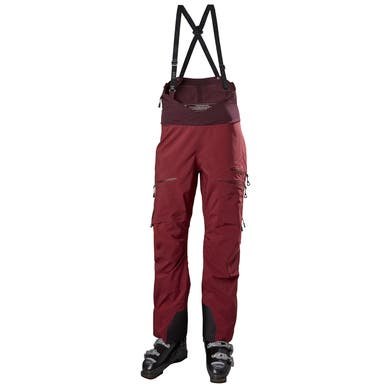 W ODIN MOUNTAIN 3L SHELL BIB PANT