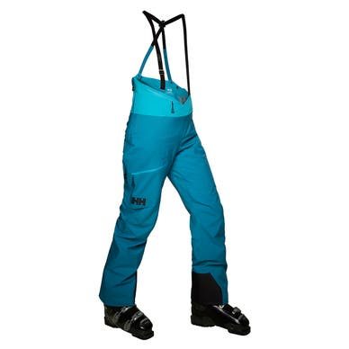 W ODIN MOUNTAIN 3L SHELL BIB P