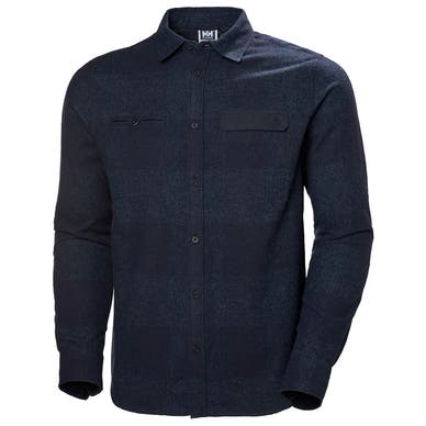 WOOL LS SHIRT