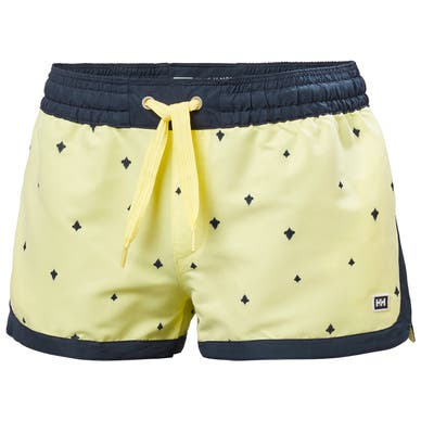 W SOLEN PRINTED WATERSHORTS 2.5""