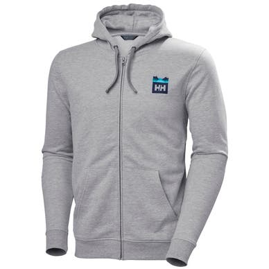 NORD GRAPHIC FZ HOODIE