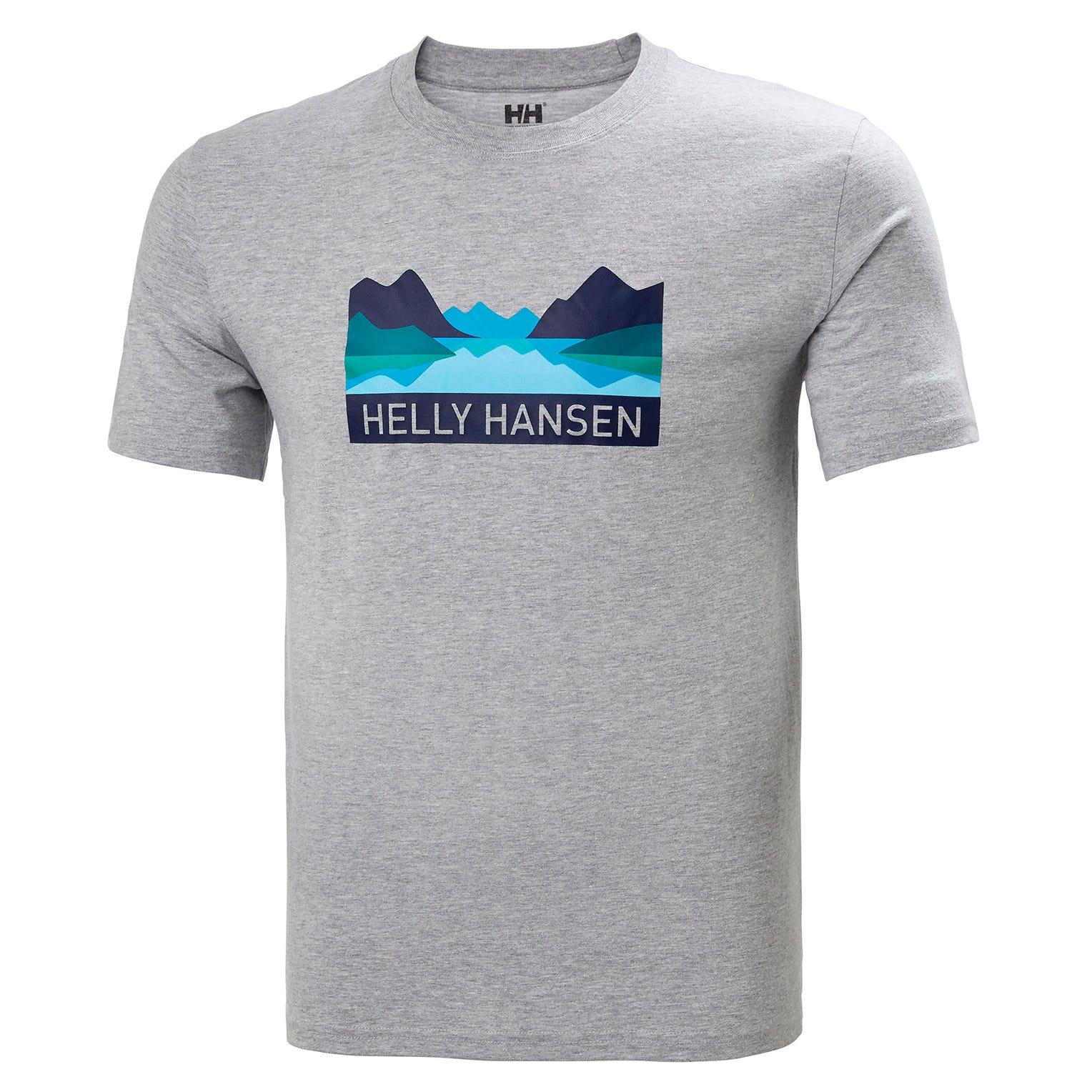 Helly Hansen Verglas Go T-Shirt Homme T-Shirt