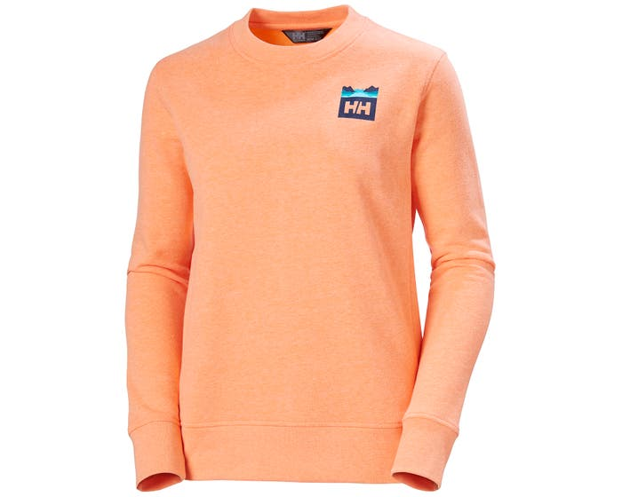 W NORD GRAPHIC SWEATSHIRT