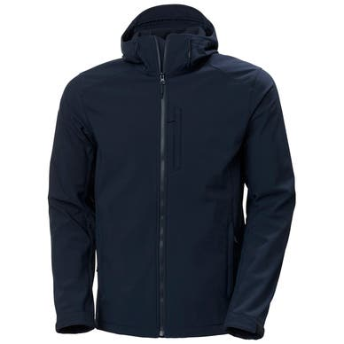 PARAMOUNT HOODED SOFTSHELL JACKET