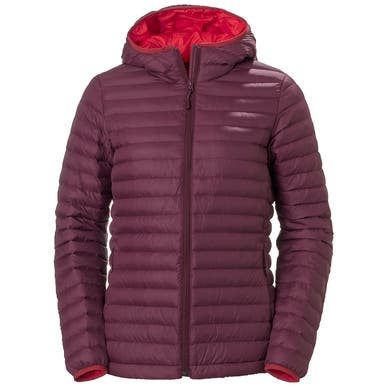 W SIRDAL HOODED INSULATOR JACKET