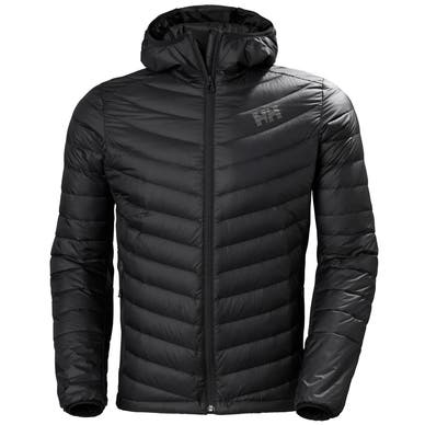 VERGLAS HOODED DOWN HYBRID INS