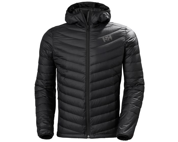 VERGLAS HOODED DOWN HYBRID INSULATOR