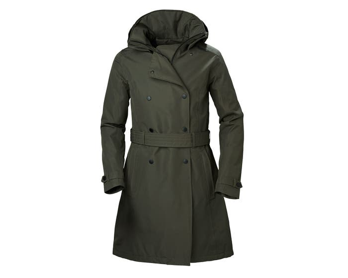 W WELSEY TRENCH INSULATED