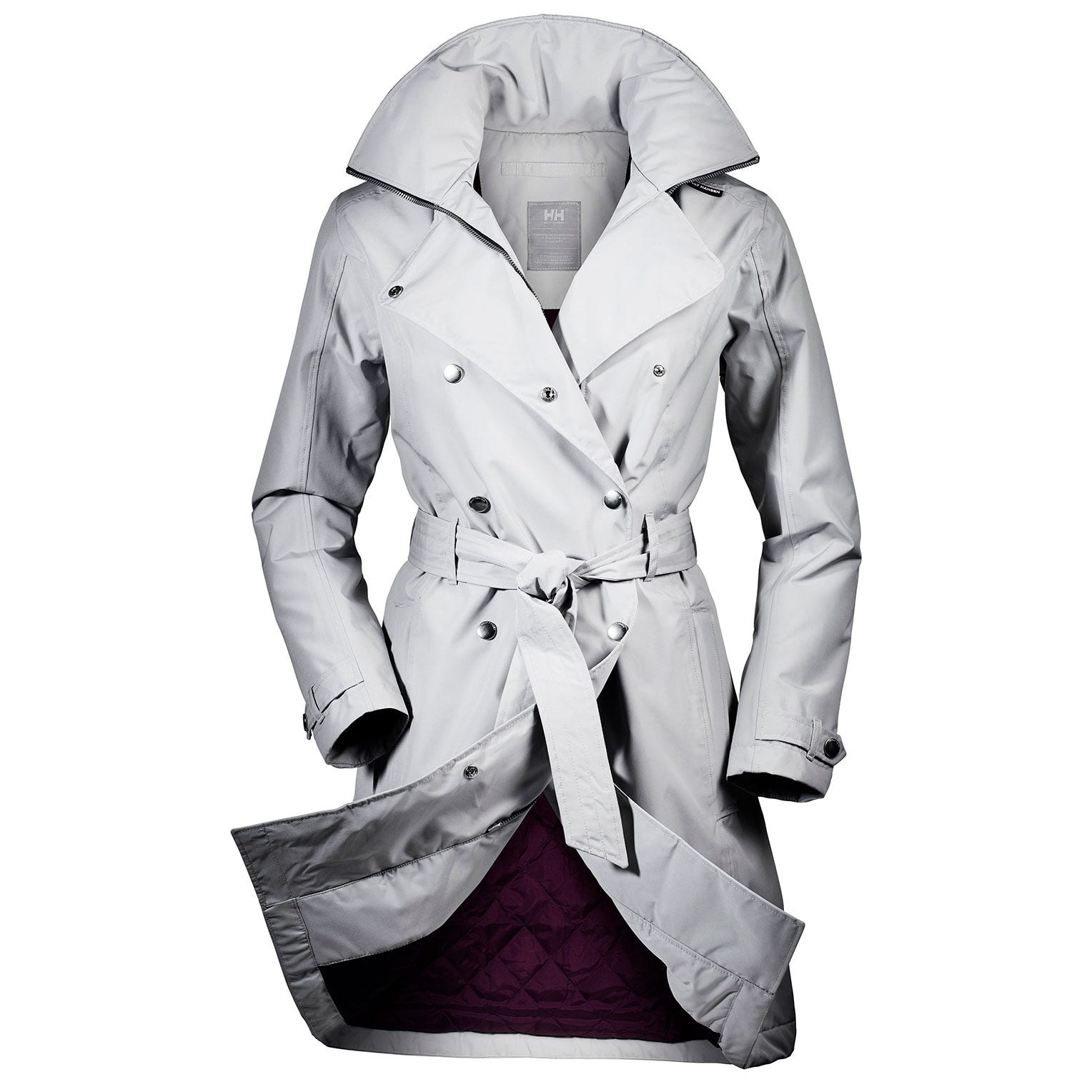ccccb85fc6b W WELSEY TRENCH INSULATED