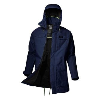 CAPTAINS RAIN PARKA