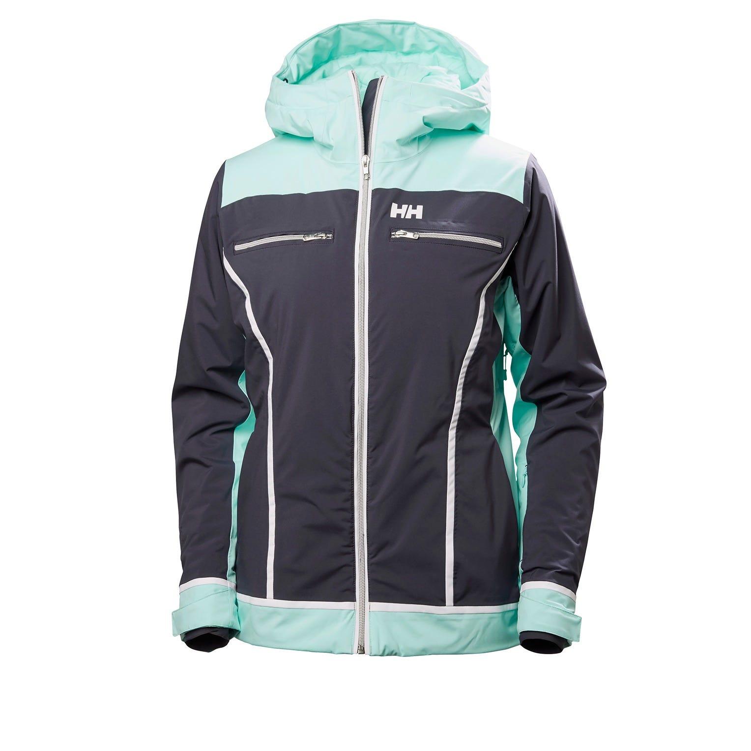 ac4c74c1cc36 Womens Belle Insulated Glow Zippers Ski Jacket