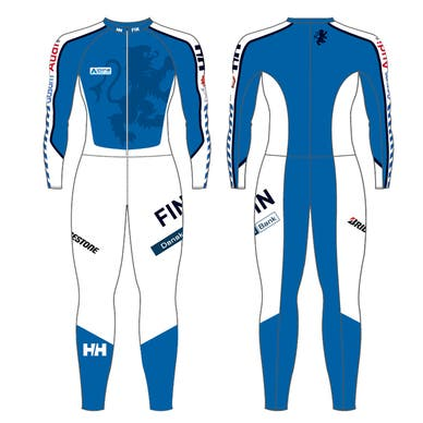 W WC SPEED SUIT GS