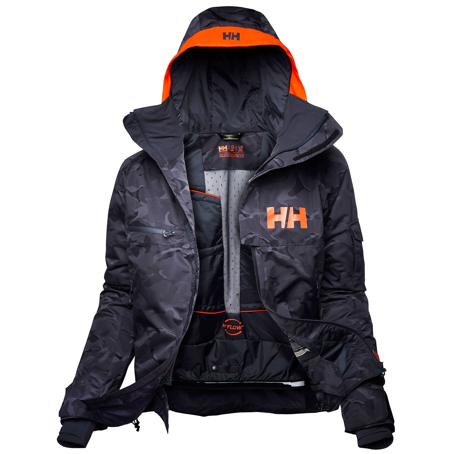 Helly-Hansen 65611 Mens Garibaldi Jacket