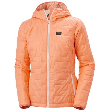 W LIFALOFT HOODED INSULATOR JACKET