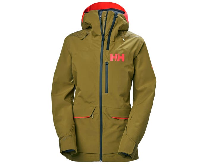 W AURORA SHELL 2.0 JACKET