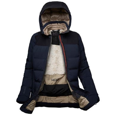 W VERBIER PUFFY JACKET