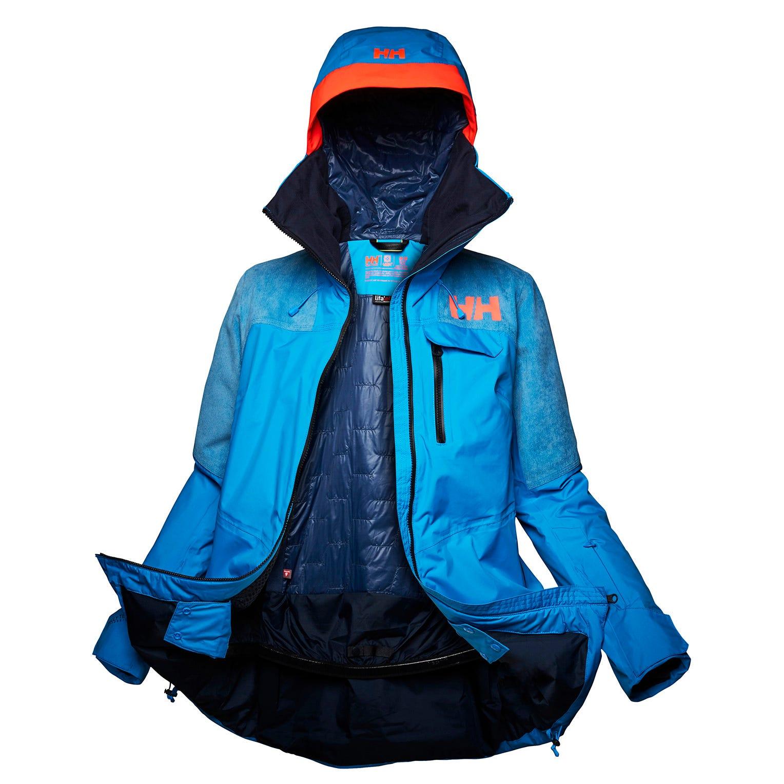 Helly Hansen Motionista Lifaloft Ski Jacket Ladies | Ski