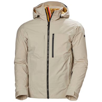 TRICOLORE INSULATED JACKET
