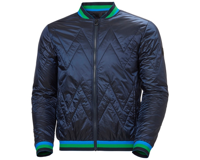 TRICOLORE QUILTED INSULATOR JACKET